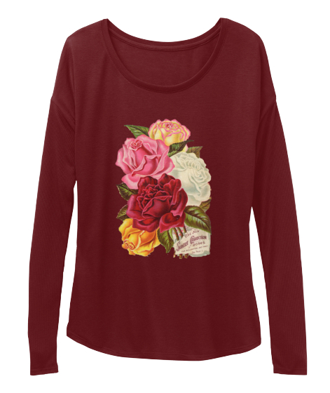 Sunset Collection Long Sleeve T-Shirt Front