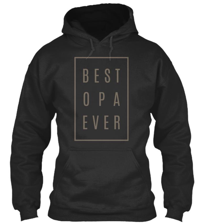 Best-Opa-Ever-Tees-Gift-Standard-College-Hoodie