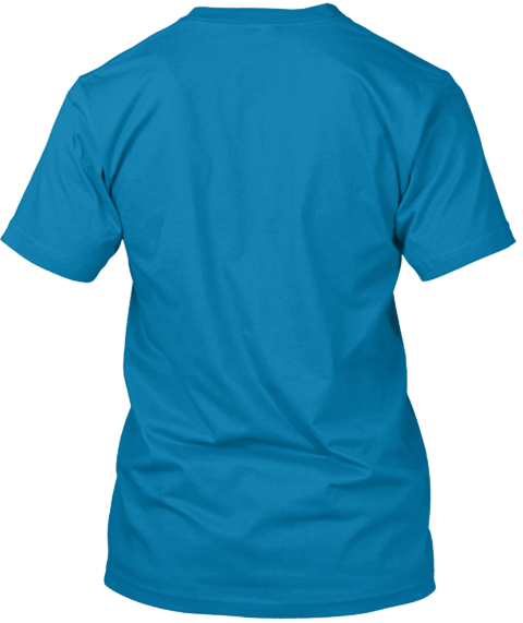 Quiz Bowl/In The Know  2014 2015 Turquoise T-Shirt Back