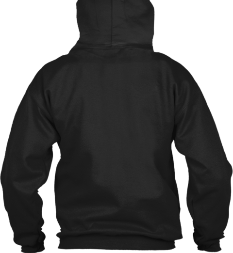 Cruel &Amp; Unusual Black Sweatshirt Back