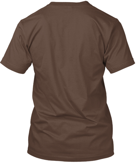 Family History Stories Brown T-Shirt Back