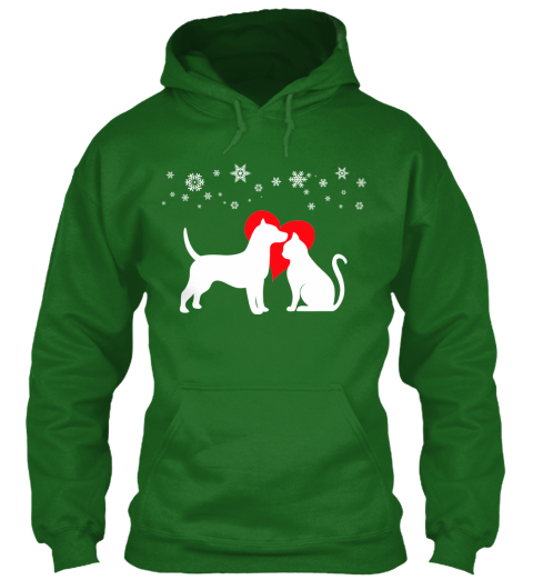 Just In Time For The Holidays Irish Green Sweatshirt Front