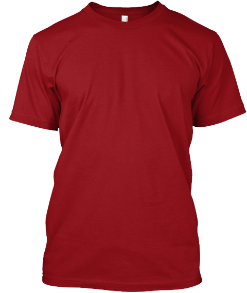 Ruby Is More Than Rails Canvas Red T-Shirt Front