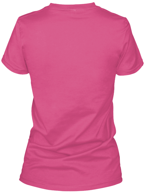 Carpet Me Wow Pink Women's T-Shirt Back