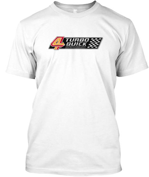 turbo buick t-shirt