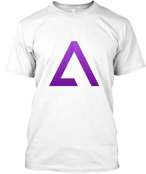 Official Gba4i Os T Shirts White T-Shirt Front