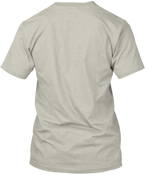 Firsthand Weather Limited Edition Tshirt Ash T-Shirt Back