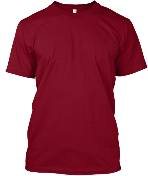 Animal Orchard Cranberry T-Shirt Front