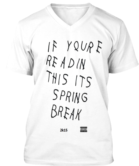Its Time For Spring Break Products from Spring Break Tees