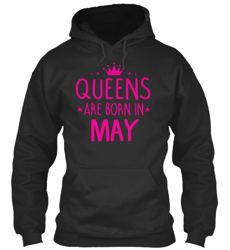 Fun-Queens-Are-Born-In-May-Birthday-Standard-College-Standard-College-Hoodie