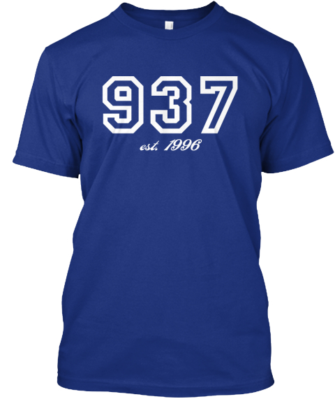 Area Code T Products From Ohio Shirts Teespring - 937 area code