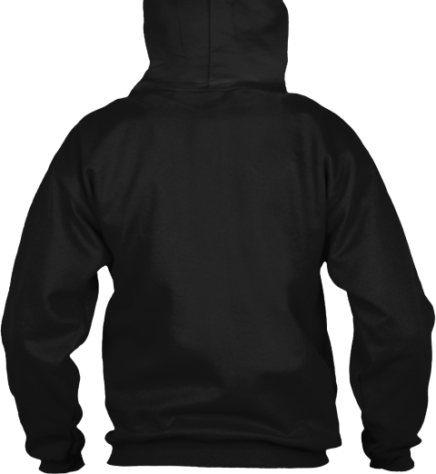Limited Edition Ar 15 Hoodie Black T-Shirt Back