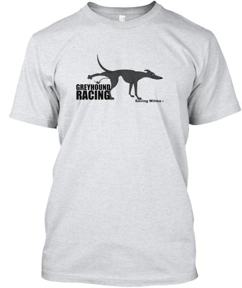 Greyhound T Shirts Rescue Anti Racing Greyhound ...