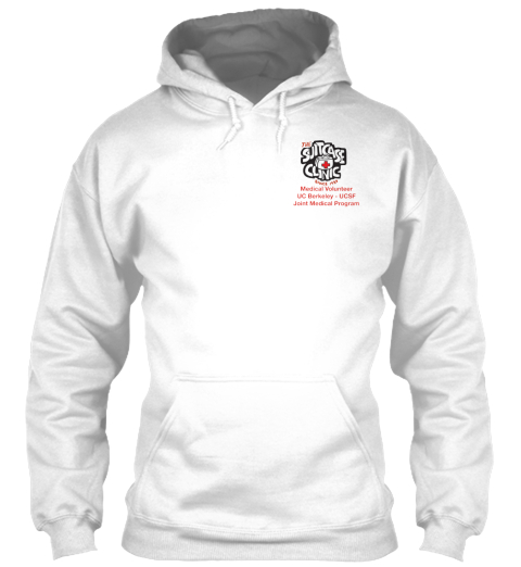 Suitcase Clinic Hoodies!