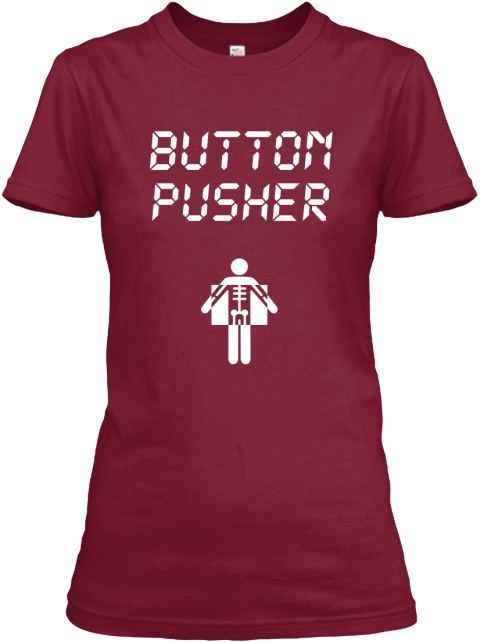 467597aea8 Radiographer - Button Pusher