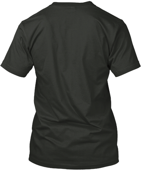 The Absolute Artifact Black T-Shirt Back