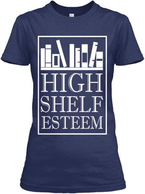 **Limited Edition** Navy Women's T-Shirt Front