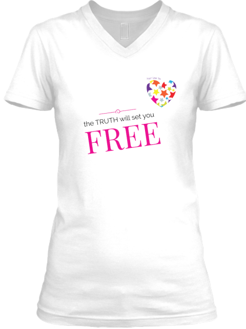 Speak Now Shirt Tegen Seksueel Geweld White T-Shirt Front