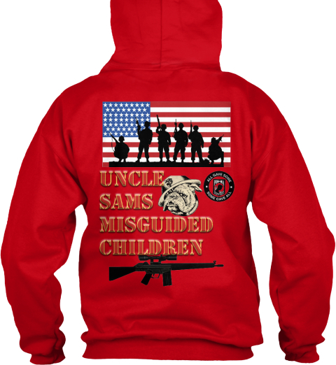 Uncle Sams Misguided Children T 22 99 Products Teespring