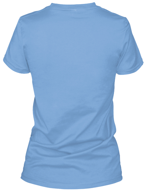 Javasaurus Ocean Blue T-Shirt Back