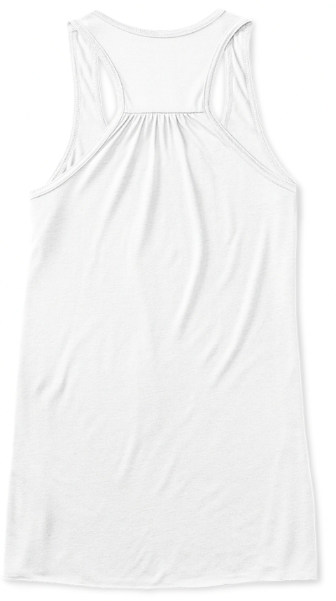 Be A (Re)Covergirl! White Women's Tank Top Back