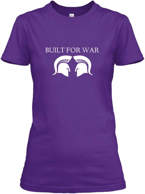 Just My 39 Built For War 39 Built For War T Shirt From Just