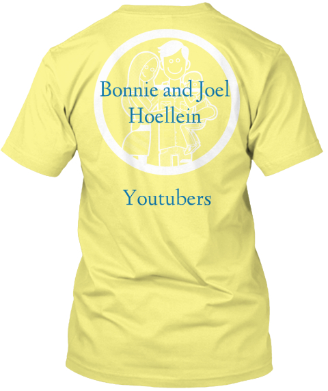 Bonnie and Joel Hoellein Merch!