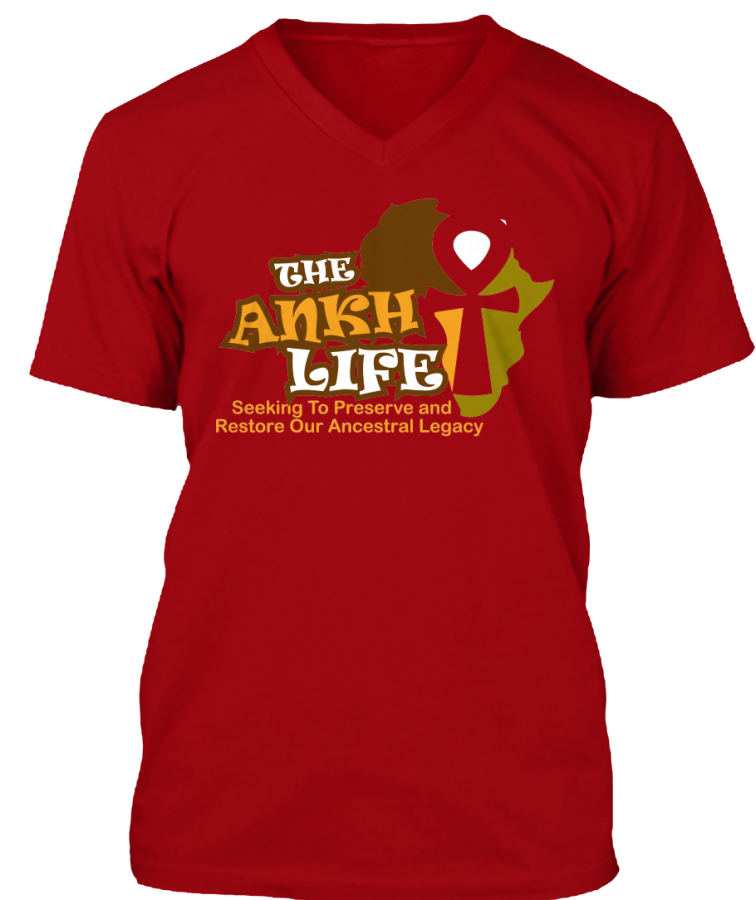 The Ankh Life Movement: Teespring Campaign