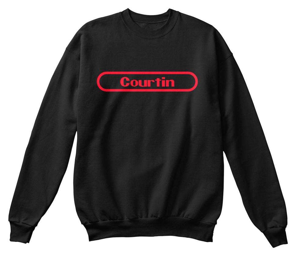 COURTIN COURTIN COURTIN le nom de promotion Standard Unisexe Sweat 482884