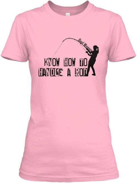 Reel women fishing shirt teespring for Two fish apparel