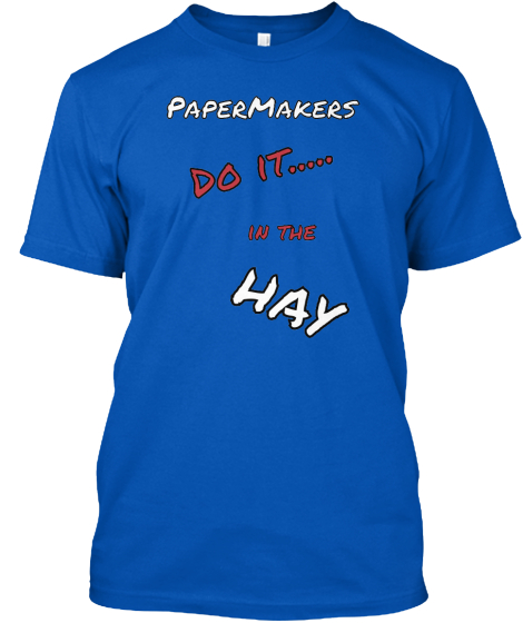 PaperMakers Do It....In the HAY