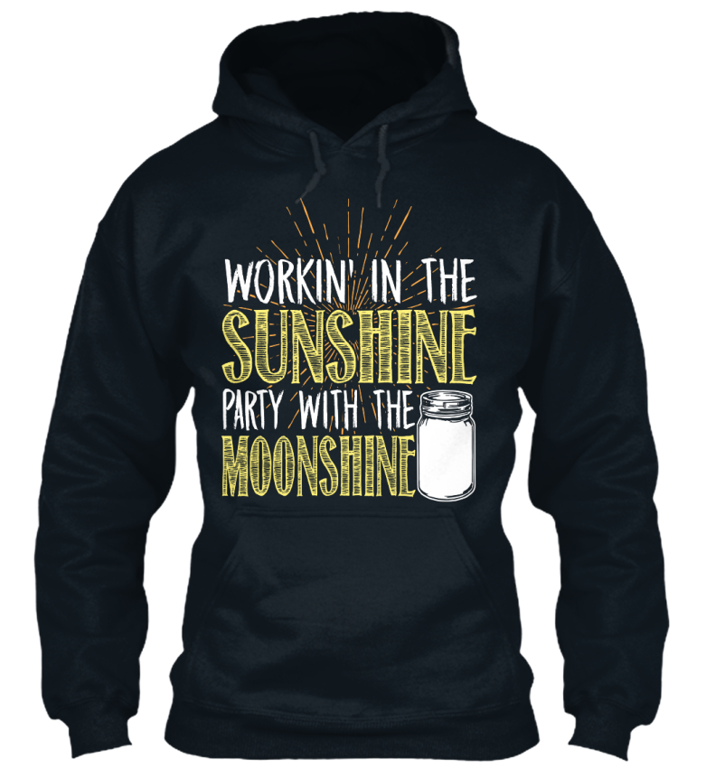 11-23-Southern-Country-Cowgirl-Cowboy-Workin-039-In-The-Standard-College-Hoodie