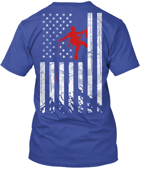 1 hour left climbers flag t shirts products teespring for One hour t shirts