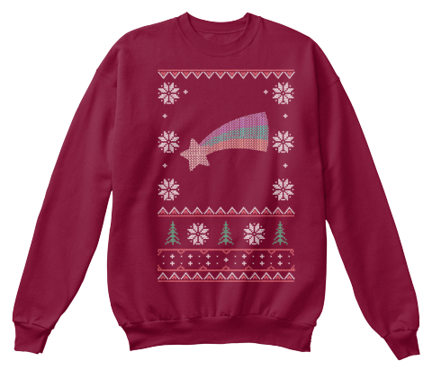 Mabels Shooting Star Sweater Products Teespring
