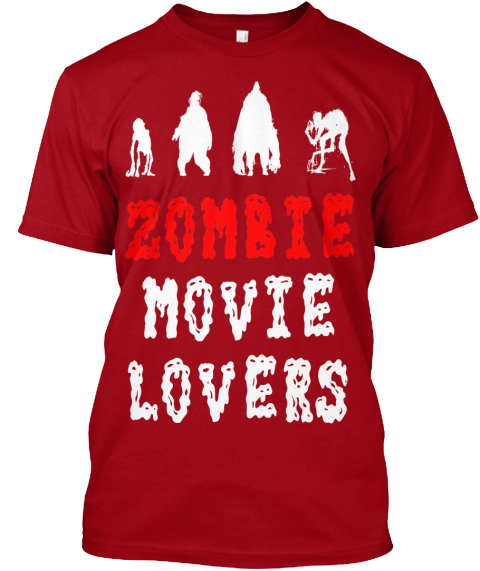 Zombie Movie Lovers Great Gift Products