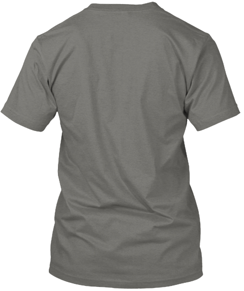 Yol Threads: Fashion With An Accent Grey T-Shirt Back