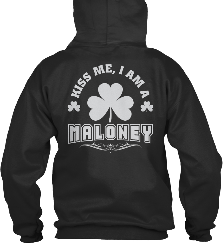Kiss-Me-I-Am-Maloney-Thing-S-A-Standard-College-Hoodie