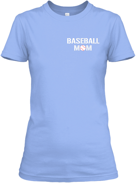 Limited Edition   O Light Blue Women's T-Shirt Front