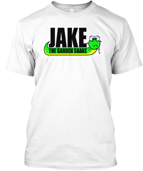 Rhok It With A Jake The Garden Snake T Products Teespring