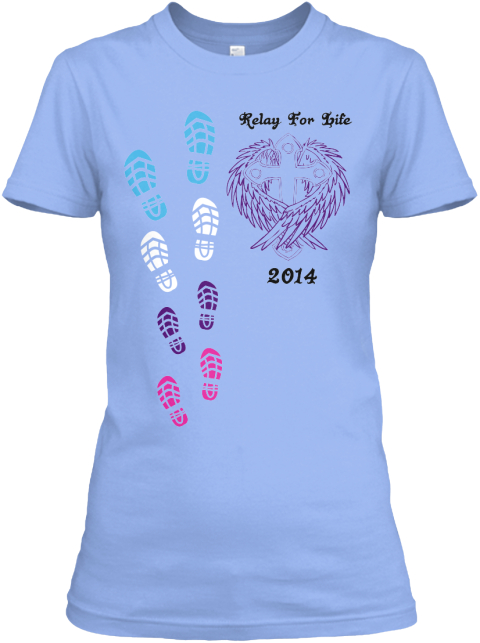 Relay For Life Superhero Design Shirt Joy Studio Design