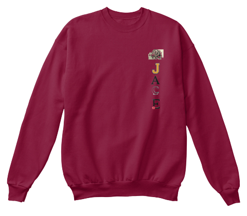 Love4jace Cardinal  Sweatshirt Front