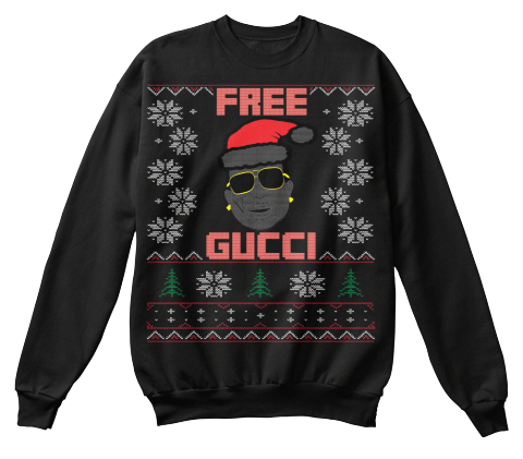 Free Gucci Christmas Sweater - free gucci Products | Teespring