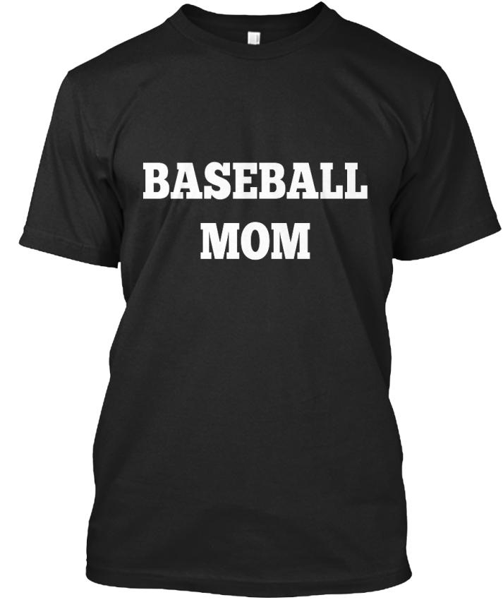 Baseball-Mom-Tells-It-Like-Is-Keep-Your-Head-Up-Always-Standard-Unisex-T-Shirt