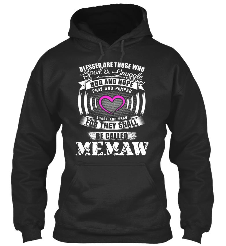 Custom-Memaw-Blessed-Are-Those-Who-Spoil-amp-Snuggle-Hug-Standard-College-Hoodie