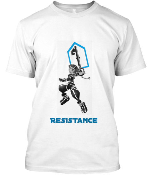 Resistance is the only way