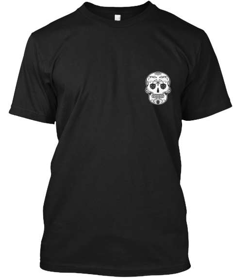 Limited Edition! Born To Brew! Black T-Shirt Front