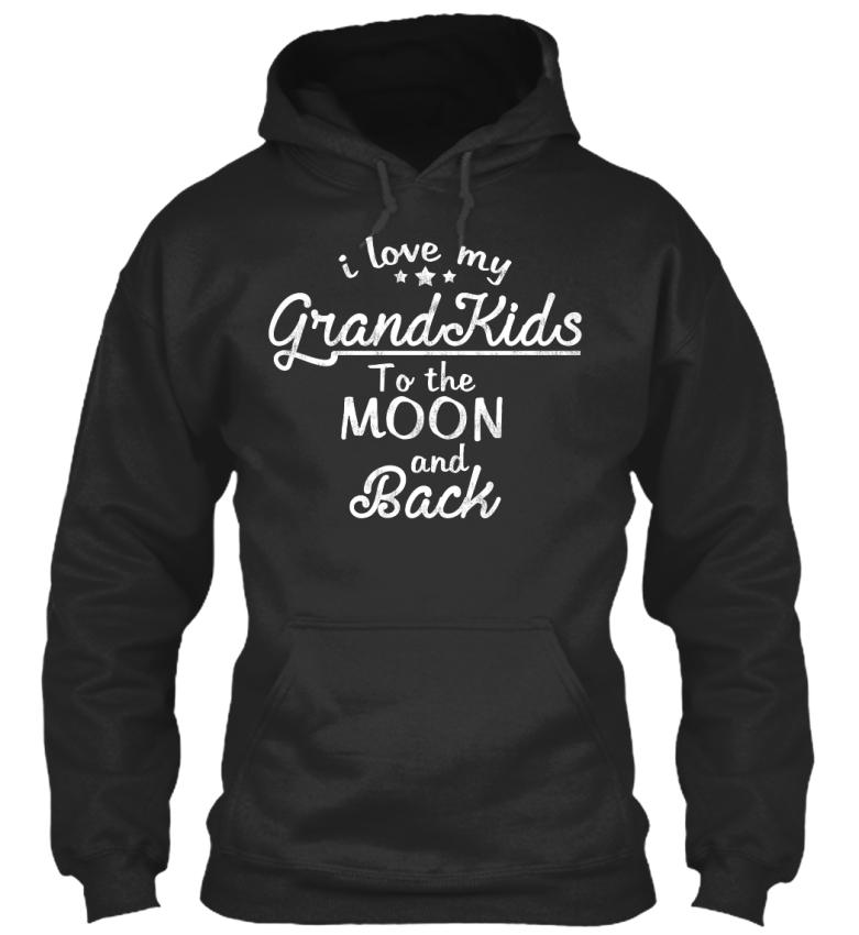 Love-Grandkids-S-s-mugs-I-My-Grand-Kids-To-The-Moon-Standard-College-Hoodie