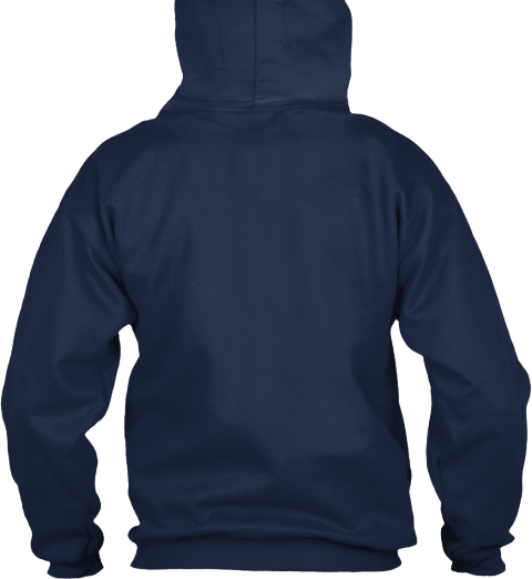 Limited Edition   I'm A Gutierrez Navy Sweatshirt Back