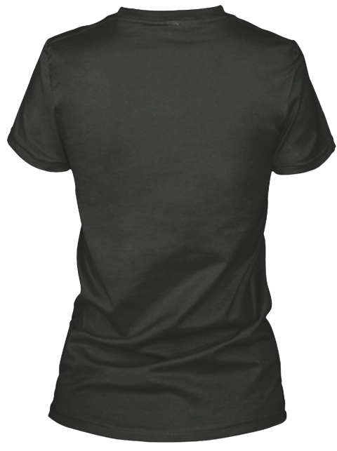 Cise Me  Black T-Shirt Back