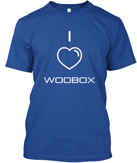 I Heart Woobox Shirt